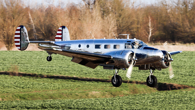 N480P - Beech C-45H Expeditor - Private