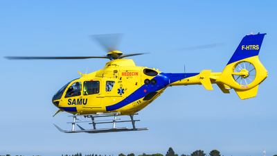 F-HTRS - Airbus Helicopters H135 - Inaer