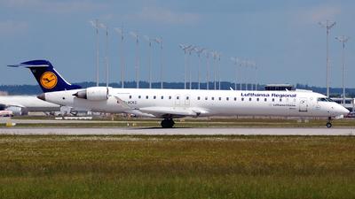 D-ACKC - Bombardier CRJ-900LR - Lufthansa Regional (CityLine)