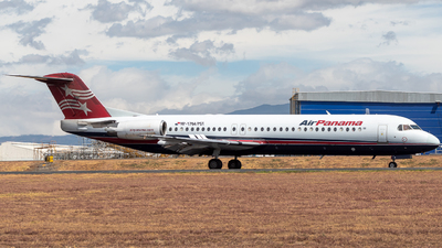 HP-1764PST - Fokker 100 - Air Panama