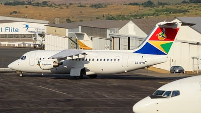 ZS-SYO - British Aerospace Avro RJ85 - South African Airlink