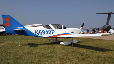 A picture of N6940P - StoddardHamilton Glasair IIS - [2145] - © Jeremy D. Dando
