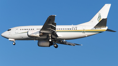 HZ-FM1 - Boeing 737-528 - Aviation Horizons