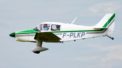 F-PLKP - Robin DR200 - Private
