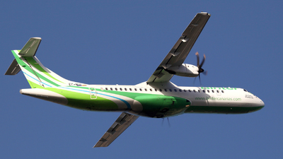 EC-MVI - ATR 72-212A(600) - Binter Canarias