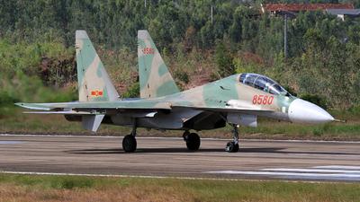 8580 - Sukhoi Su-30MK2V - Vietnam - Air Force