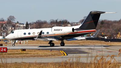 N455FX - Gulfstream G450 - Flexjet
