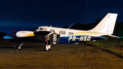 PR-HSD - Piper PA-34-220T Seneca V - Private