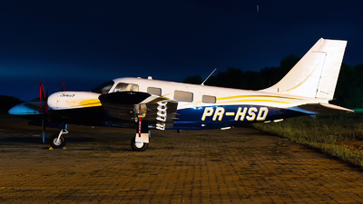A picture of PRHSD - Piper PA34220T - [3449446] - © Juan Cosmo   PSW Aviation