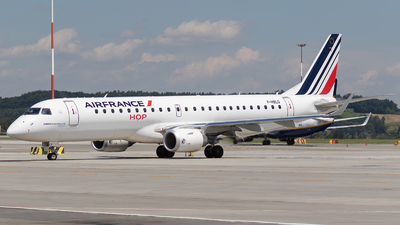 F-HBLO - Embraer 190-100STD - Air France HOP