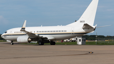 165833 - Boeing C-40A Clipper - United States - US Navy (USN)
