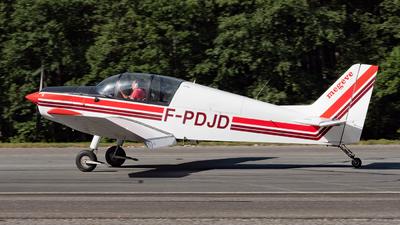 F-PDJD - Jodel D140C Mousquetaire III - Aero Club - Megève