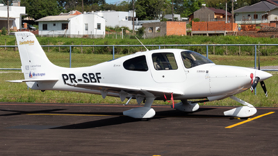 PR-SBF - Cirrus SR20 - Private