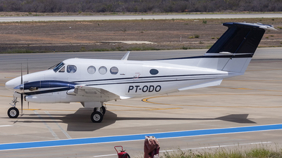 PT-ODO - Beechcraft F90 King Air - Private