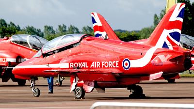 XX219 - British Aerospace Hawk T.1A - United Kingdom - Royal Air Force (RAF)
