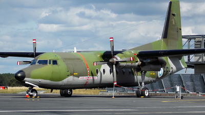 FF-3 - Fokker F27-400M Troopship - Finland - Air Force