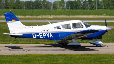 D-EPVA - Piper PA-28-180 Cherokee Challenger - Private