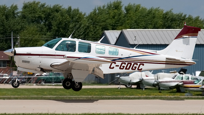 C-GDGC - Beechcraft 35 Bonanza - Private