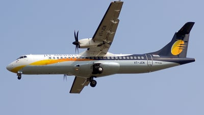 A picture of VTJCN - ATR 72500 - [0825] - © Subramani M