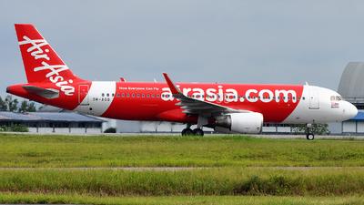A picture of 9MAQQ - Airbus A320216 - AirAsia - © Allan Hansen