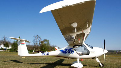 35-25 - Pipistrel Virus 912 - Private
