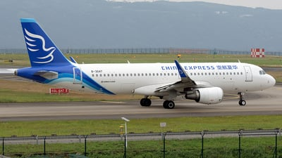 B-304T - Airbus A320-214 - China Express Airlines