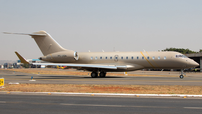 PS-UQN - Bombardier BD-700-1A10 Global 6000 - Private