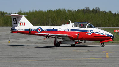 114143 - Canadair CT-114 Tutor - Canada - Royal Canadian Air Force (RCAF)