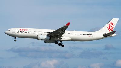 B-LBD - Airbus A330-343 - Dragonair