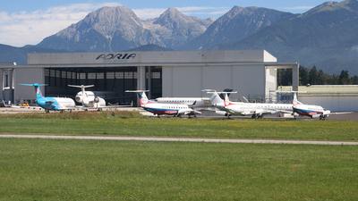 LJLJ - Airport - Ramp