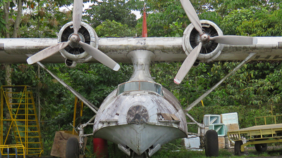 HK-2115P - Consolidated PBY-6A Catalina - Private
