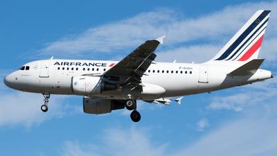F-GUGH - Airbus A318-111 - Air France