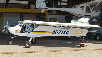 OE-7120 - Aeropro Eurofox 912-3 - Private