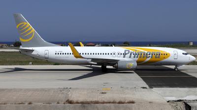 YL-PSD - Boeing 737-86N - Primera Air Nordic