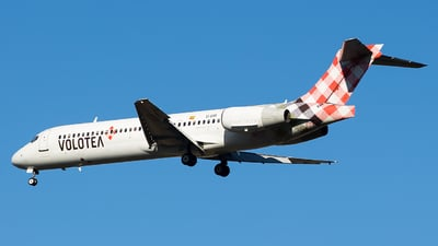 A picture of EIEXB - Boeing 7172BL - Volotea - © Aitor Martinez Nieves