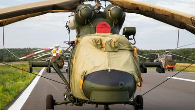 0810 - PZL-Swidnik W3 Sokol - Poland - Army