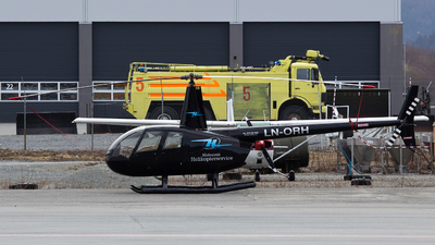 LN-ORH - Robinson R44 Clipper - MidtNorsk Helikopter