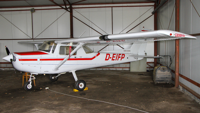 D-EIFP - Reims-Cessna F152 - Private