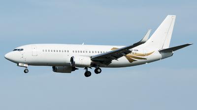 UR-CQW - Boeing 737-32Q - Jonika