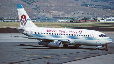 N139AW - Boeing 737-2T4(Adv) - America West Airlines