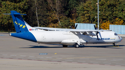 HB-AFK - ATR 72-202 - Farnair Switzerland