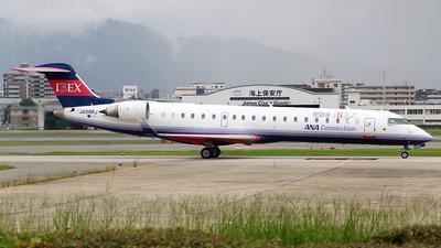 JA09RJ - Bombardier CRJ-702 - Ibex Airlines