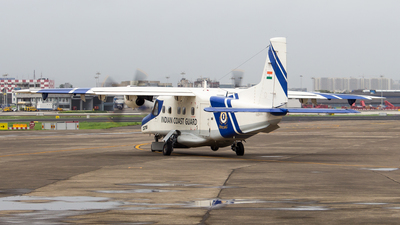 CG768 - Hindustan Aeronautics 228-101 - India - Coast Guard