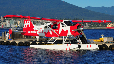 C-FFHA - De Havilland Canada DHC-2 Mk.I Beaver - Harbour Air