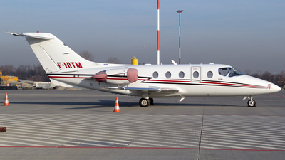 F-HITM - Raytheon Hawker 400XP - Private