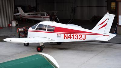 N4132J - Piper PA-28-140 Cherokee - Private