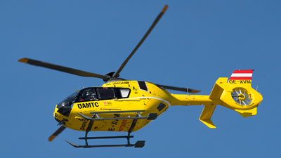 OE-XVM - Airbus Helicopters H135 - Helikopter Air Transport (Heliair)