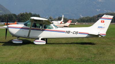 HB-CIS - Cessna 172N Skyhawk II - Aero Locarno