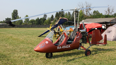 RA-0542A - AutoGyro Europe MTOsport  - Private