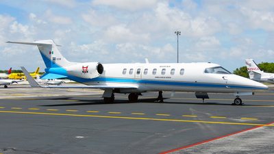 ANX-1208 - Bombardier Learjet 45 - Mexico - Navy